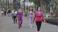 Đeo khẩu trang lúc tập thể dục buổi sáng, có tốt cho sức khỏe?