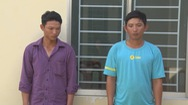 Đề nghị truy tố băng nhóm trộm xe máy đem bán phế liệu