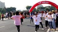 """Gần 20.000 sinh viên tham gia """"chạy vì sức khỏe, chạy vì môi trường"""""""