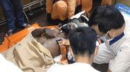 Cứu thủy thủ người Ấn Độ gặp nạn trên biển Đông