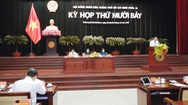 TP.HCM đề xuất tăng tỷ lệ điều tiết ngân sách lên 24%-33%