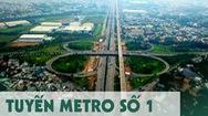 Tin nóng 24h: Tàu điện ngầm Bến Thành - Suối Tiên sẽ lăn bánh trước tháng 10-2020