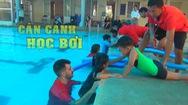 Tin nóng 24h: Lớp học phòng chống đuối nước của các thầy giáo đến từ nước Úc