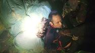 Bắt một người Lào vận chuyển 294 kg ma túy đá