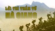 Thì thầm từ Hà Giang