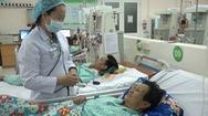 Ở nơi phòng bệnh là nhà, bệnh nhân là người thân