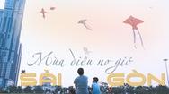 Có một Sài Gòn mùa diều no gió