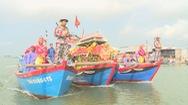 Ngư dân Đầm Thị Nại tổ chức lễ hội Cầu ngư
