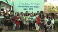 Nhà văn Nguyễn Nhật Ánh có 11/13 quyển sách bán chạy nhất năm 2018