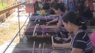Độc đáo nghề dệt thổ cẩm của người H'rê