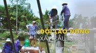 Đội lão nông xây cầu từ thiện ở Tiền Giang