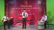 NSND Bạch Tuyết, NSND Minh Vương ngồi ghế nóng cuộc thi Bông lúa vàng 2019