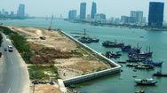 Đà Nẵng tạm dừng dự án lấn sông hàng trăm mét