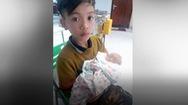 Em trai Vì Quyết Chiến – Em bé đạp xe từ Sơn La xuống Hà Nội đã qua đời