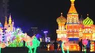 Chiêm ngưỡng các tác phẩm đèn khổng lồ trong lễ hội Ánh sáng 2019