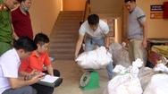Nửa tấn ma túy đá được phát hiện ở cánh đồng muối tỉnh Nghệ An là do các đối tượng phi tang