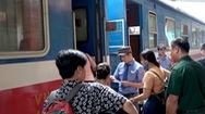 Đường sắt Sài Gòn tăng 87 chuyến tàu từ Sài Gòn đến Huế dịp lễ 30-4
