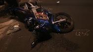 Truy tìm xe máy bỏ chạy trong vụ tai nạn khiến một người nguy kịch