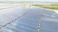 Dự án điện mặt trời đầu tiên ở Đắk Nông kết nối lưới điện quốc gia