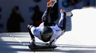Cảm nhận của vận động viên trượt băng nằm sấp với tốc độ 145km/h