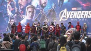 """Nghệ sĩ Việt rộn ràng tại thảm đỏ """"Avengers: Engame"""""""