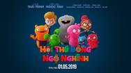 Thái Trinh khoe giọng hát trong trẻo trong OST phim Hội thú bông ngộ nghĩnh