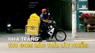 Nha Trang thành lập tổ đi thu gom rác thải lây nhiễm tại các cơ sở y tế tư nhân