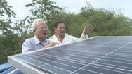 Người dân Đồng Tháp khoái điện mặt trời