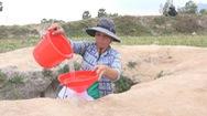 Kỳ thú với giếng nước ngọt tự nhiên giữa đồng khô cằn vùng Bảy Núi