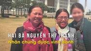 Hai phụ nữ Việt nhận giải thưởng Hoà bình ở Hàn Quốc