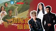 """Giải trí 24h: Nhiều ca sĩ trẻ thích thú được hát trong chương trình """"Tuổi trẻ Việt Nam -  Câu chuyện hoà bình"""""""