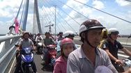 Tin nóng 24h: Cầu Vàm Cống nối đôi bờ sông Hậu, mơ ước bao đời của miền Tây đã thành hiện thực