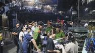 Đột kích vũ trường ở Đà Nẵng, phát hiện 75 người dính ma túy