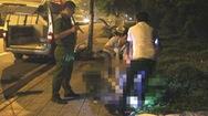Nam thanh niên chết ở lề đường, nghi do sốc ma túy