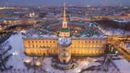 Vẻ đẹp đầy tráng lệ của thành phố Saint Petersburg
