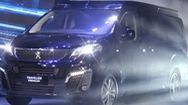 Thaco ra mắt xe đa dụng châu Âu Peugeot Traveller