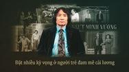"""Giải trí 24h: """"Ông hoàng cải lương"""" Minh Vương đặt nhiều kỳ vọng ở người trẻ đam mê cải lương"""