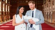 Vợ chồng Hoàng tử Harry hé lộ tên con trai đầu lòng