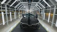 Chính thức vận hành tổ hợp sản xuất ôtô Vinfast