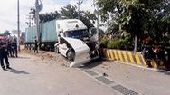 Xe container gây tai nạn 5 người chết, tài xế khai do buồn ngủ