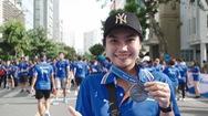 3.000 người tham dự Giải việt dã hưởng ứng Ngày không tiền mặt tại TP.HCM