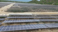 Đưa vào sử dụng nhà máy điện mặt trời thứ 6 tại Ninh Thuận