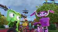 Vương quốc xe đạp - Phim hoạt hình đáng yêu dịp hè