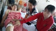 Bệnh nhân gãy đốt sống ngực, bệnh viện Chợ Rẫy khoan nhầm cẳng chân