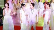 Lệ Quyết bất ngờ diện váy cưới, hát nhạc phim cho Nam Thư
