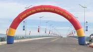 Khánh thành cầu Thạch Bích 643 tỉ đồng bắc qua sông Trà Khúc
