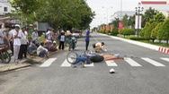 Xe khách tông xe máy làm 1 người tử vong
