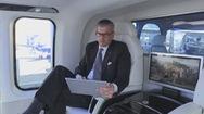 Máy bay khoe dáng tại triển lãm hàng không quốc tế