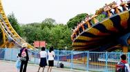 Công viên giải trí hiện đại ở Bình Nhưỡng