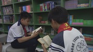Hiện thực hóa ước mơ được đọc sách của học sinh ngoại thành